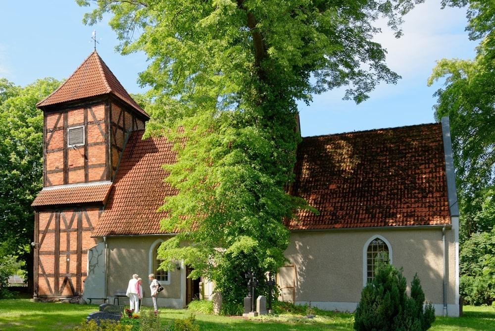 Evangelische Kirche in Blesewitz