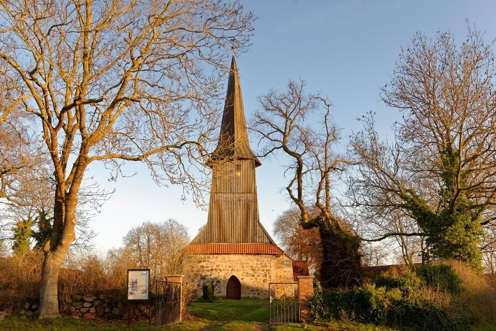 Evangelische Kirche in Iven
