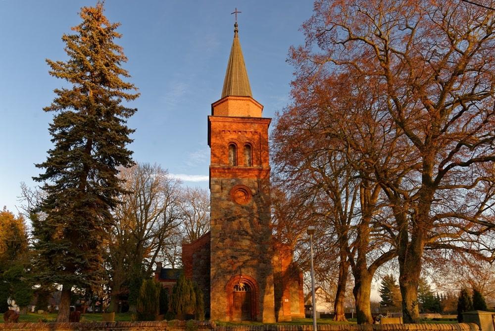Evangelische Kirche in Neuendorf B