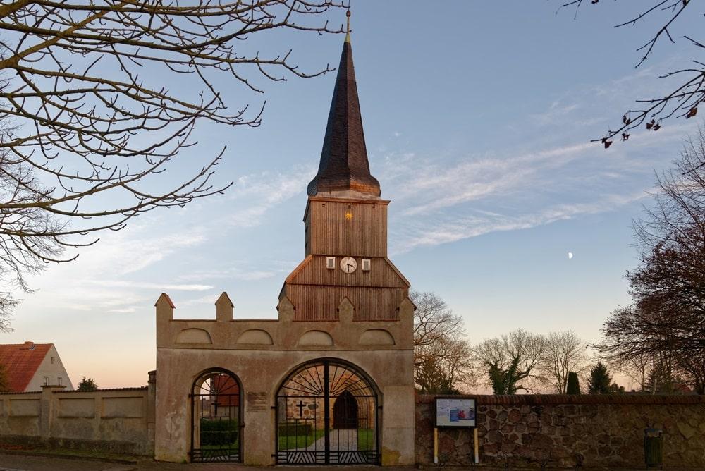 Evangelische Kirche in Krien
