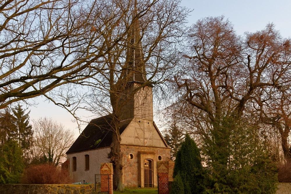 Evangelische Kirche in Steinmocker