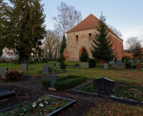 Friedhof in Gramzow