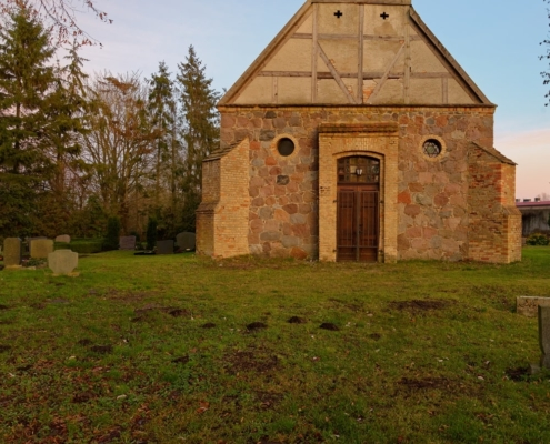 Friedhof in Steinmocker