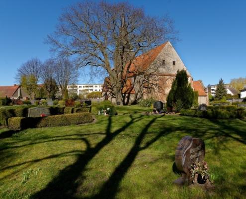 Friedhof in Krien