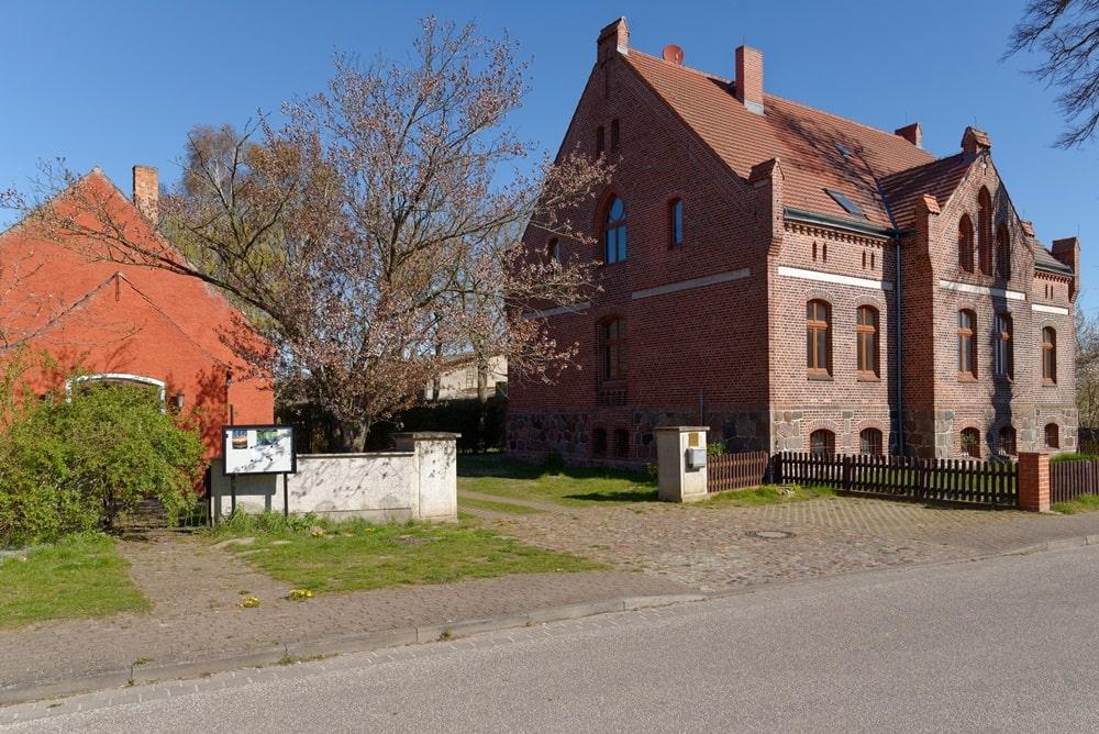 Das Pfarramt in 17391 Krien in der Rundstraße 59