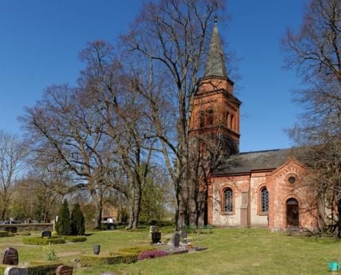 Friedhof in Neuendorf B