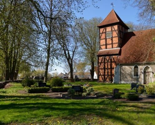 Friedhof in Blesewitz