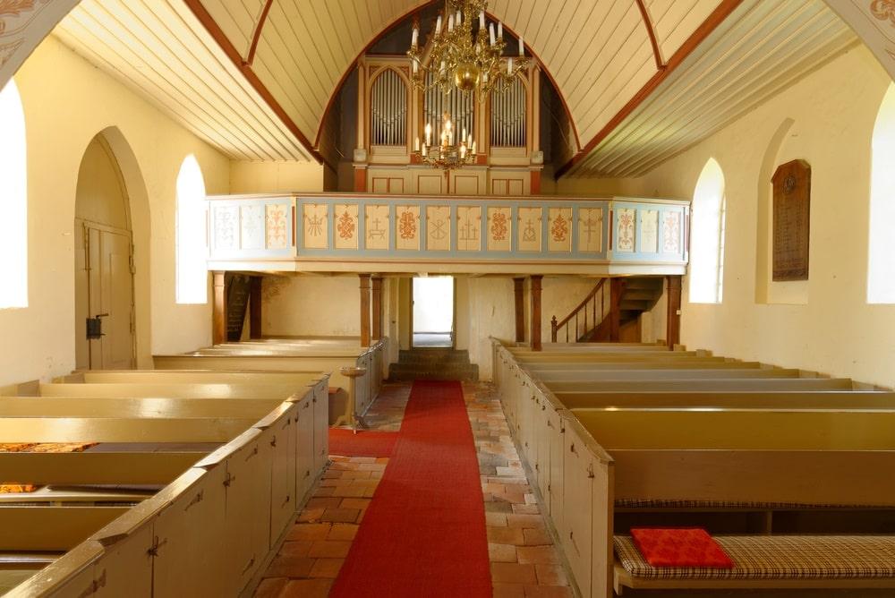 Orgel in Blesewitz