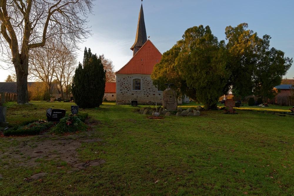 Friedhof in Iven