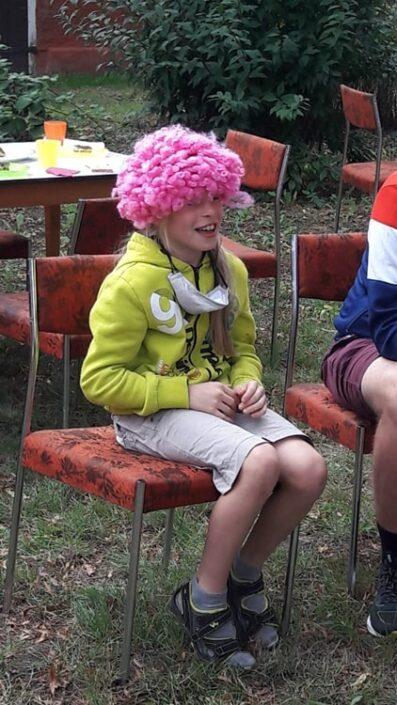 Kinder Kirchentag am 29.08.2020 in Krien