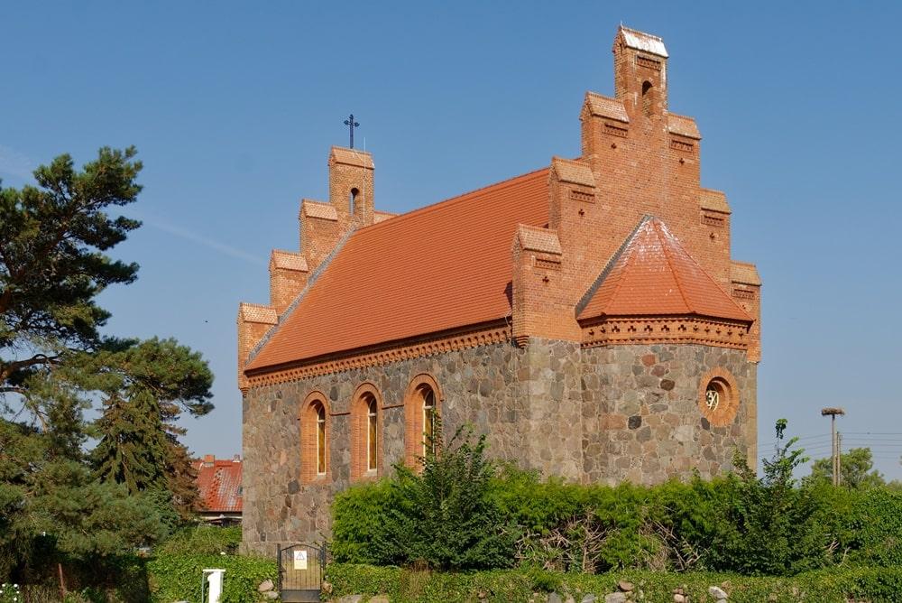 Evangelische Kirche in Wegezin