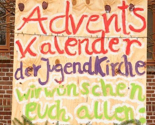 Adventskalender der Kriener Jugendkirche